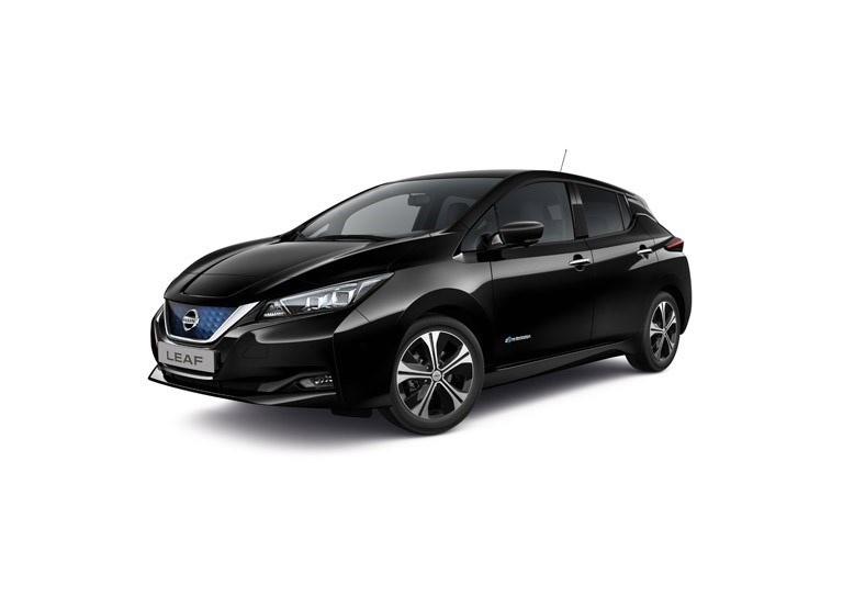 Ny Nissan LEAF