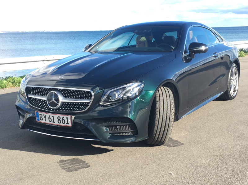 Mercedes-Benz E350 coupé