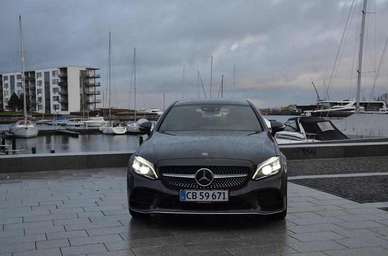 Mercedes C 300 coupé