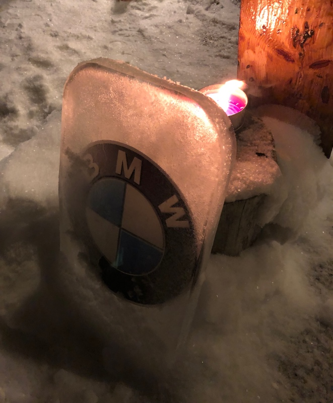 BMW Winter Experience