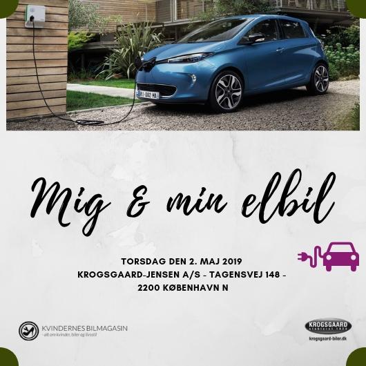 INVITATION TIL EN MILJØRIGTIG BILAFTEN