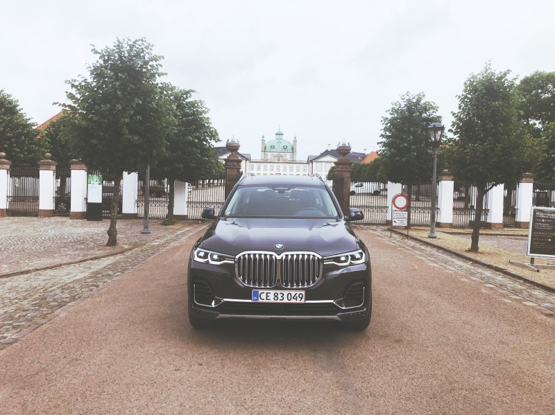 BMW's nye familieresidens