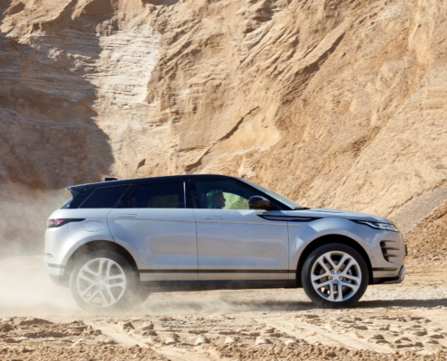 Range Rover Evoque First Edition 2.0 180HK Diesel