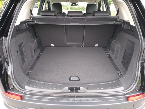 Discovery sport bagagerum