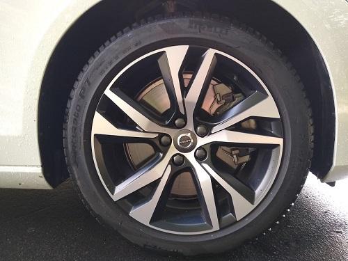 Volvo V60 R-Design fælge