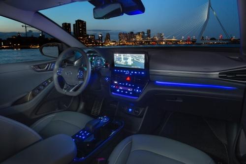 Hyundai Ioniqs interiør