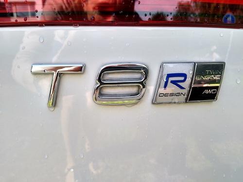Volvo V60 T8 R-Design