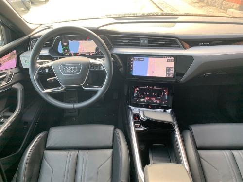 Audi e-tron kabine