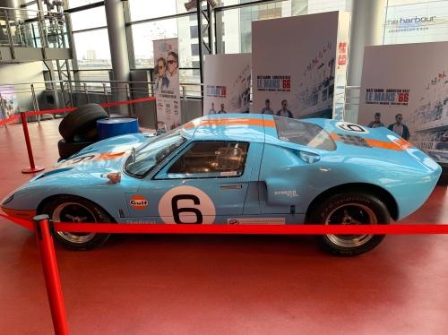 Le Mans 66 racerbil