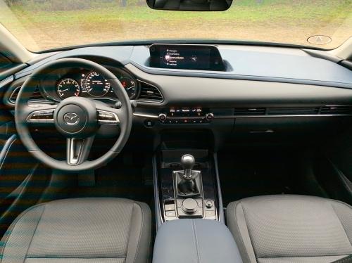 Mazda cx-30 kabine