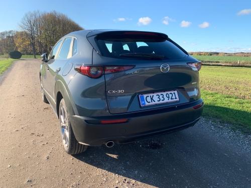 Mazda bagende