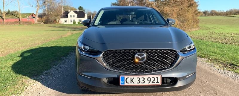 Mazda teaserbillede