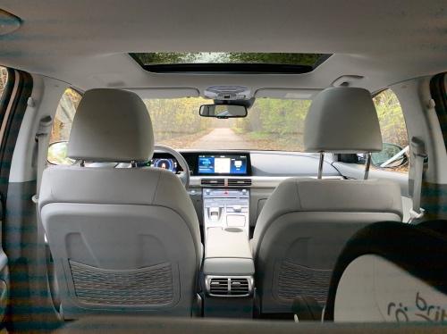 Hyundai Nexo kabine