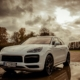 Porsche Cayenne teaserbillede