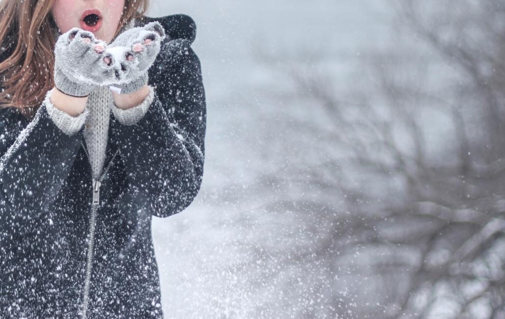 Vinteren kommer