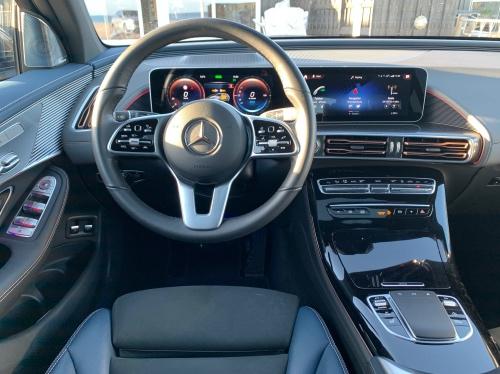 Mercedes-Benz EQC kabine