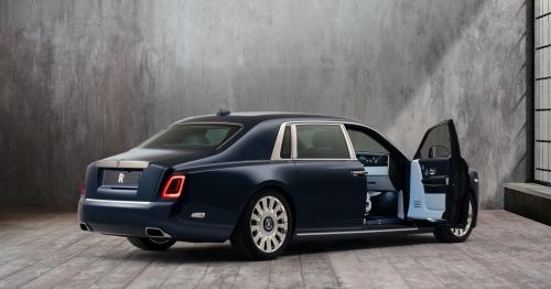 Rolls-Royce bagfra