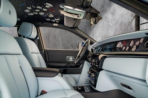 Rolls-Royce Phantom kabine