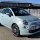 Fiat 500 mildhybrid front
