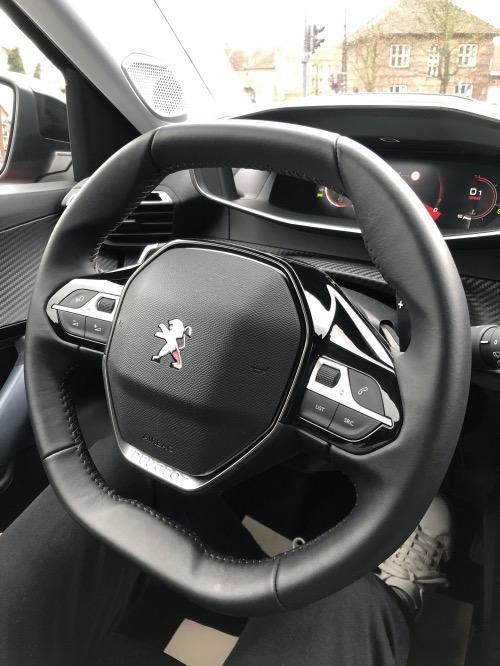Peugeot 2008 rat