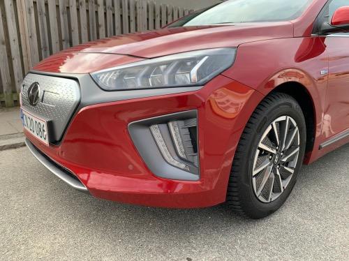 Hyundai IONIQ Electric lygtedesign