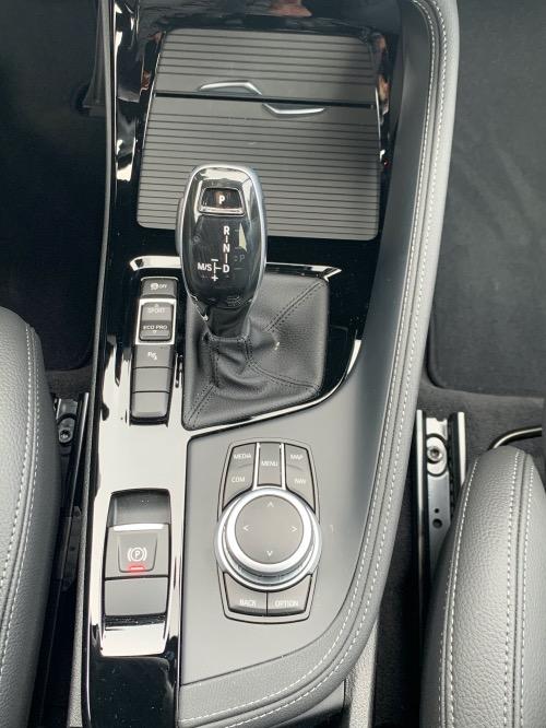 gearstang og køreindstillinger