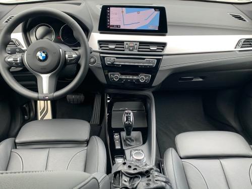 BMW X1 kabine