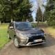 Mitsubishi Outlander PHEV front