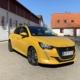 Peugeot 208 front