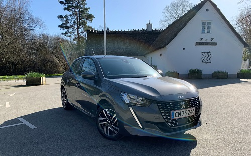 Peugeot 208 for