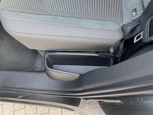 Audi Q3 Sportback god fralægningsplads