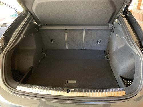 Aidi Q3 Sportback bagagerum