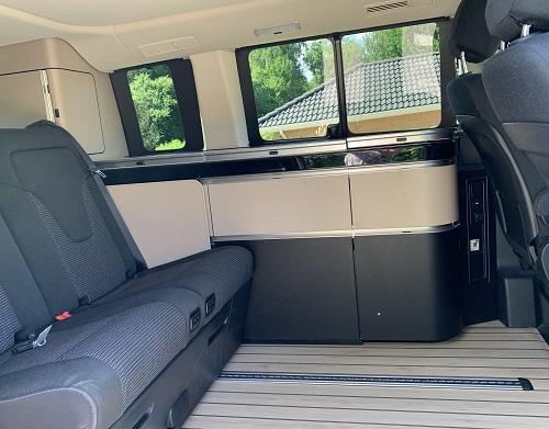Mercedes-Benz Marco Polo kabine med køkken