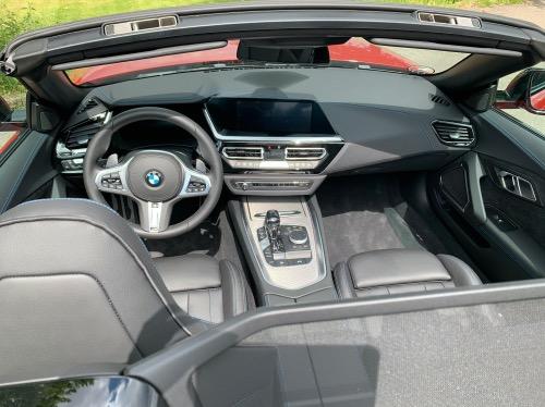 BMW Z4 kabine