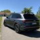 Audi Q7 bagparti
