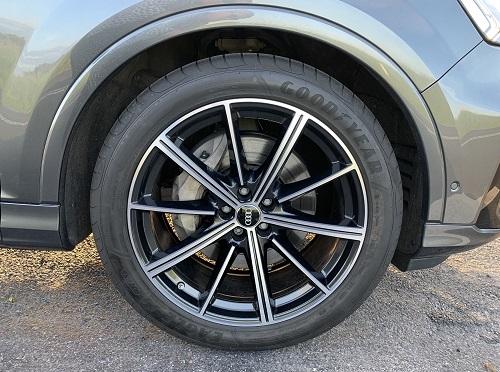 Audi Q7 fælge