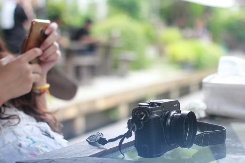 Tag nogle gode billeder til din salgsannonce