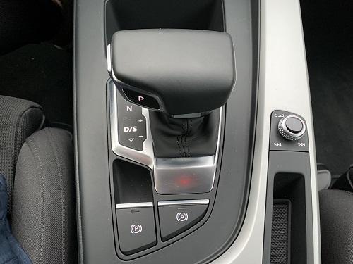 Audi A5 S tronic