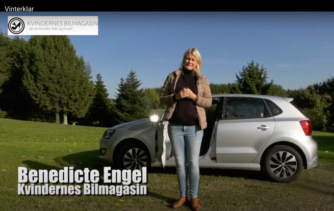 Vinterklar Kvindernes bilmagasin