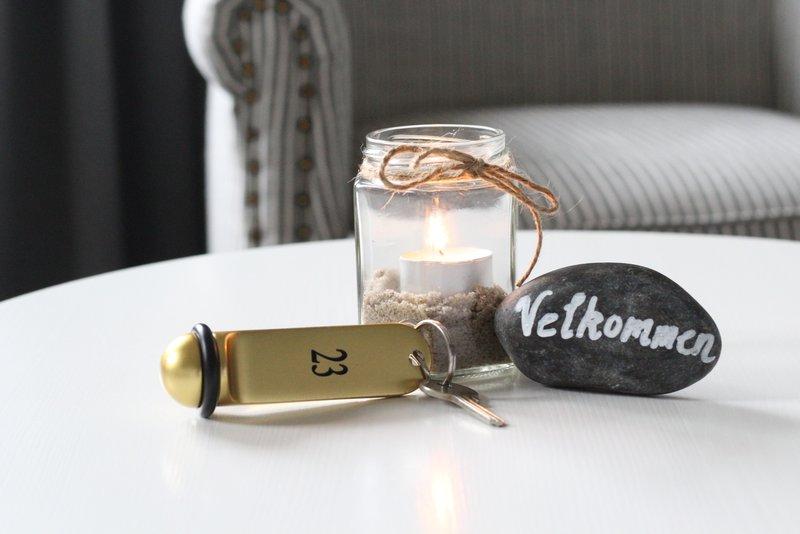Nøgle til hotel