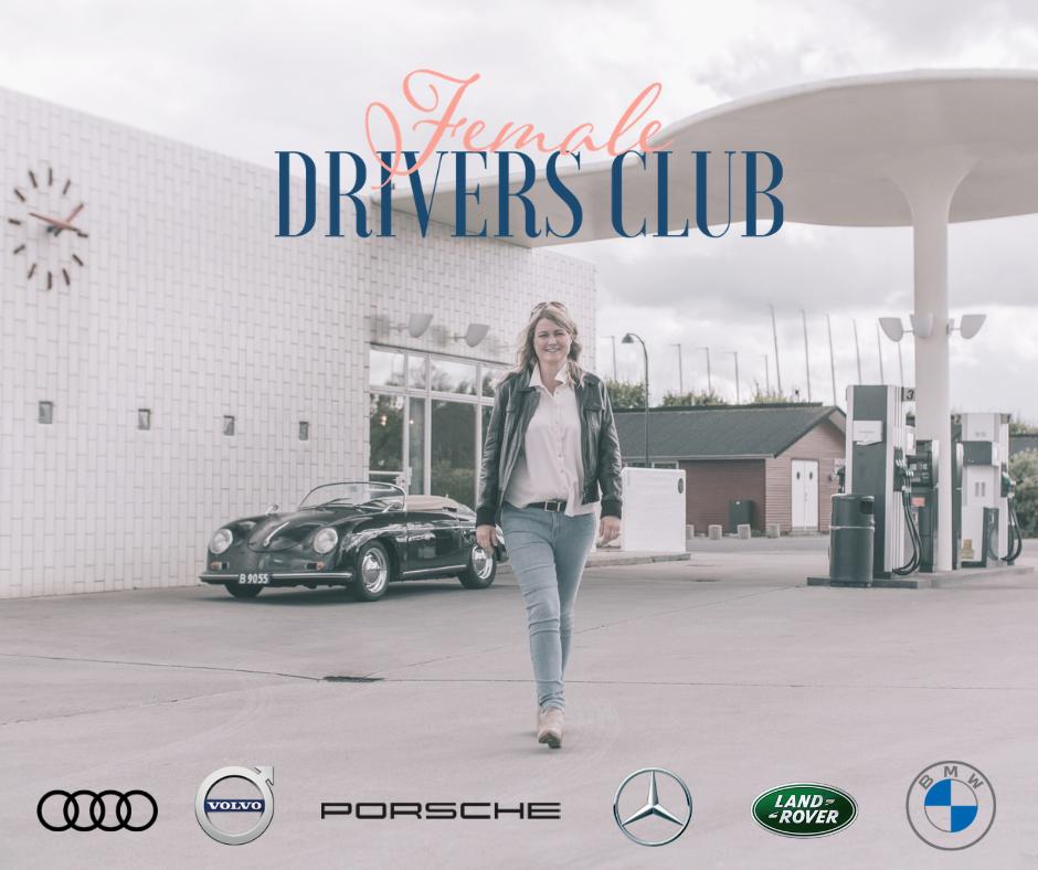 Female drivers club signatur billede