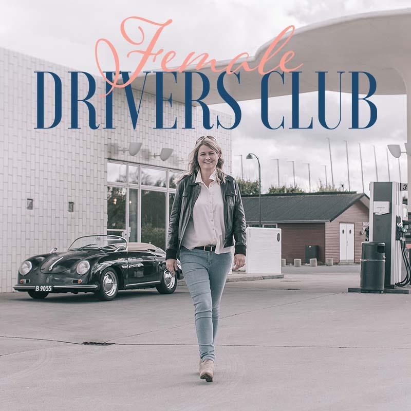 female drivers club billede